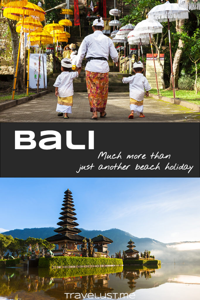 Bali is one of more than 17 000 islands in the Indonesian archipelago. But most international visitors choose this island as the top tourist attraction in Indonesia. And there is a reason why. Bali offers much more than just another beach holiday.