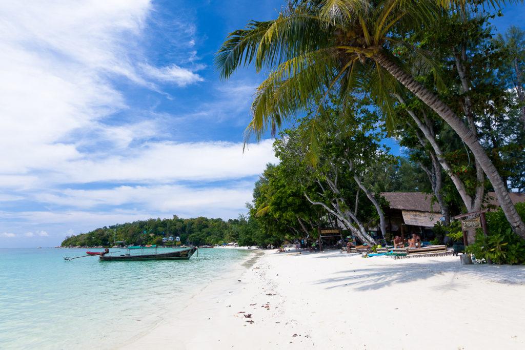 Pattaya Beach, Koh Lipe, Thailand
