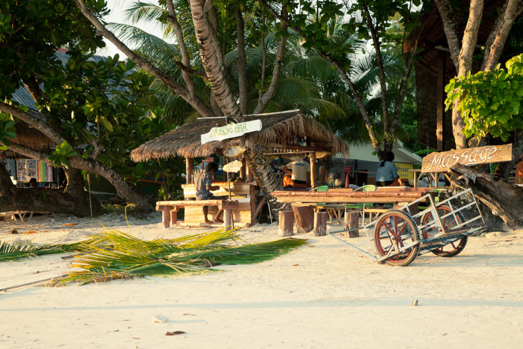 Beach bar, Koh Lipe, Thailand