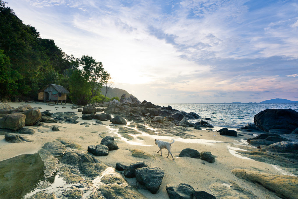 Sunset Beach, Koh Lipe, Thailand