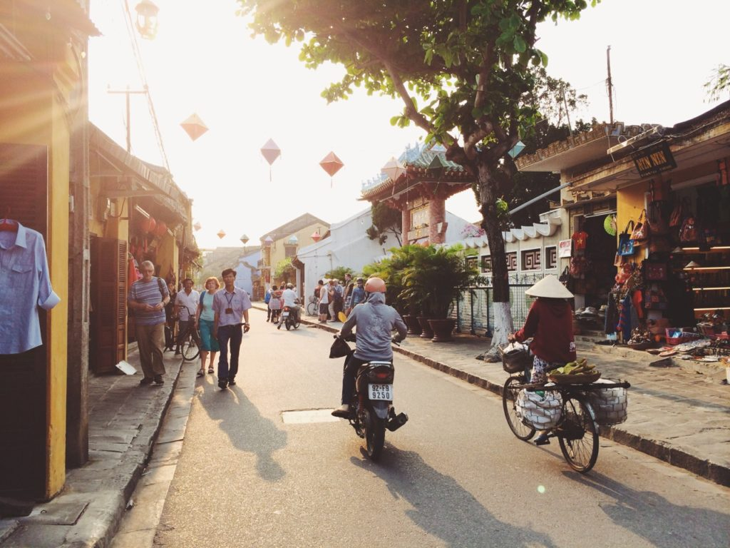 Hoi an, Vietnam: The Old Town of Hoi An