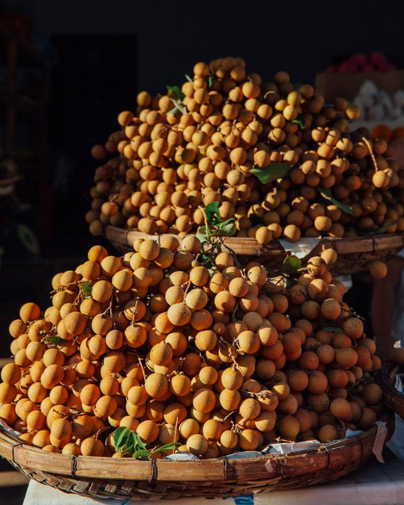 Fruits of Vietnam: Longan (Nhan)