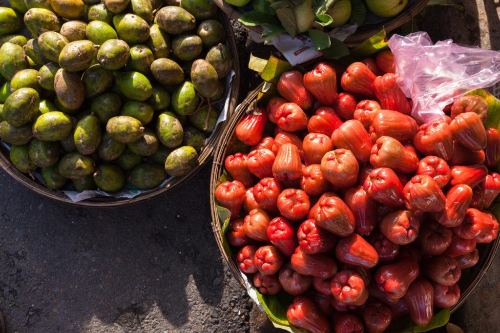 Fruits of Vietnam: Rose Apple (Man)