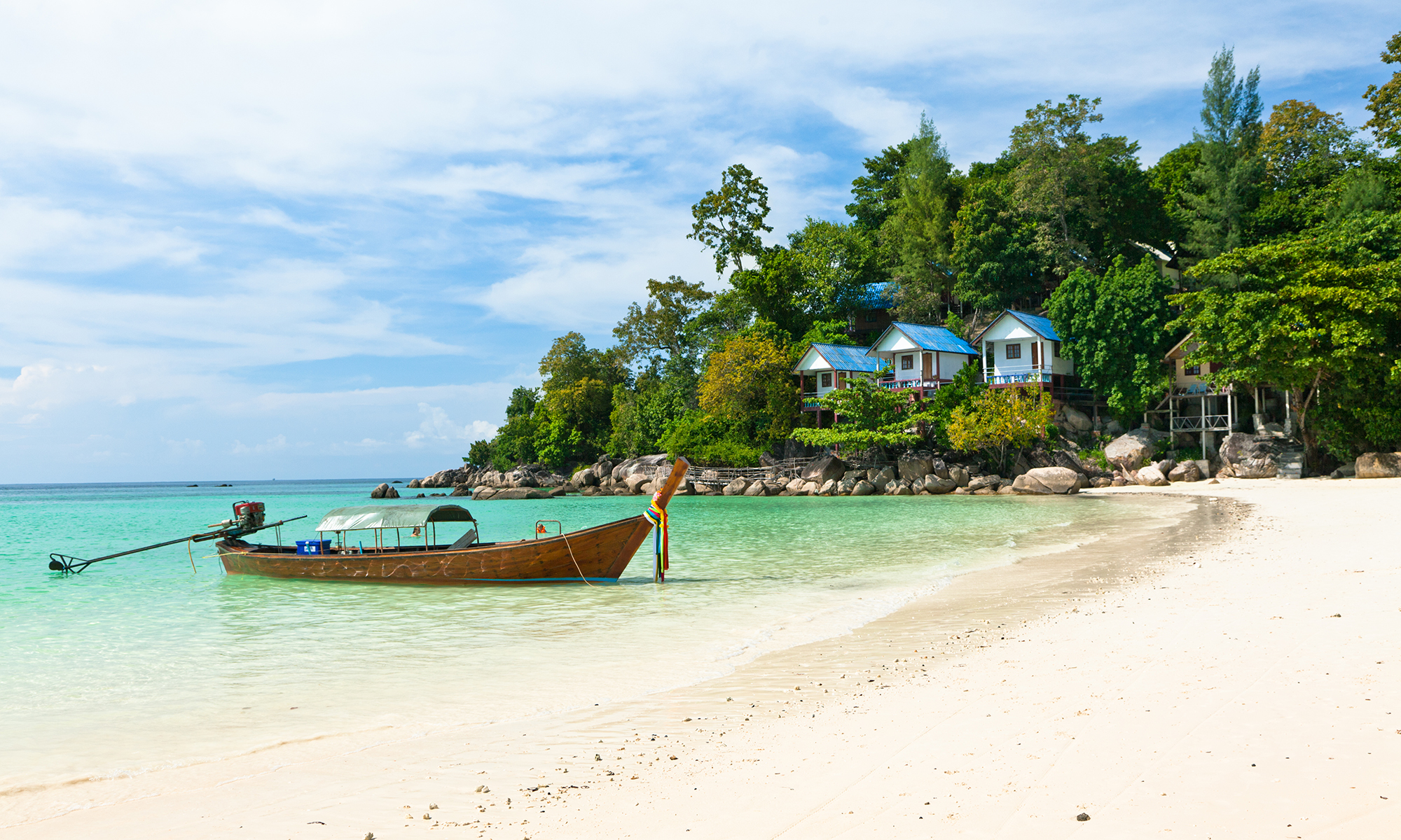 The hidden tropical paradise, Koh Lipe, Thailand