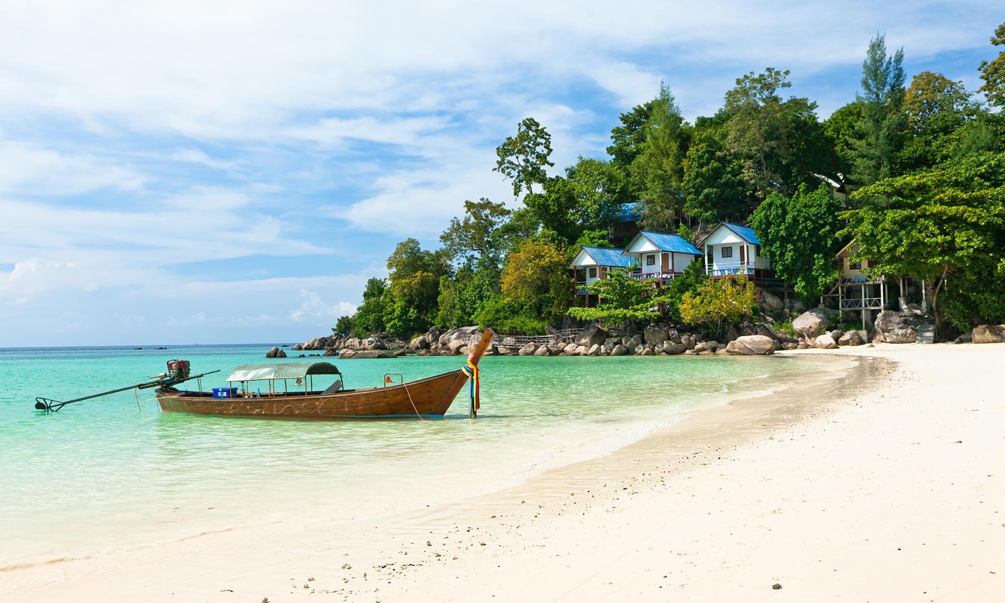The hidden tropical paradise, Koh Lipe, Thailand