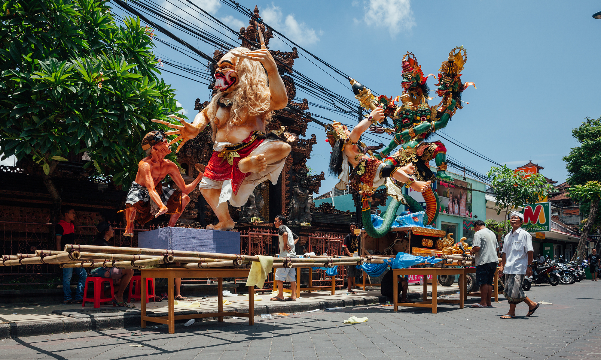 Nyepi: Balinese New Year celebrations